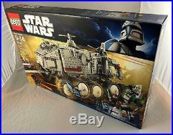 LEGO Star Wars Clone Turbo Tank 8098 RARE NEW SEALED RETIRED