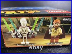 LEGO Star Wars General Grievous Chase 7255 Varactyl Rare 2005 Set New Sealed Box