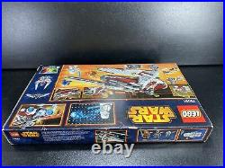 LEGO Star Wars Jedi Scout Fighter 75051 Rare 2014 Set New In Sealed Box