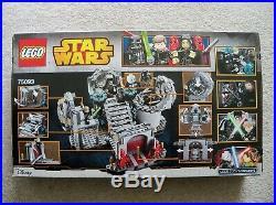 LEGO Star Wars Rare 75093 Death Star Final Duel New & Sealed