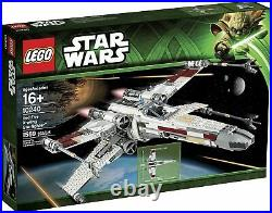 LEGO Star Wars Rare UCS Red Five X-Wing Starfighter 10240 New & Sealed