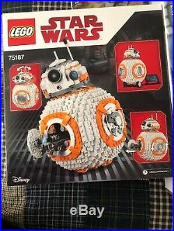 LEGO Star Wars UCS R2-D2 10225 BB8 75187 30611 Rare Retired Sealed & NEW Polybag
