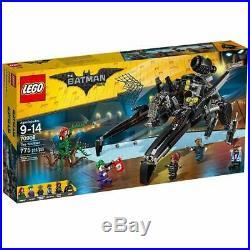 LEGO Super Heroes Batman Rare 70908 THE SCUTTLER New & Sealed