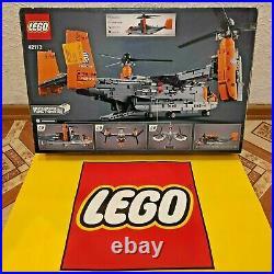 LEGO Technic 42113 Bell Boeing V-22 Osprey Rare set, New and sealed box