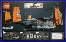 LEGO Technic Bell Boeing V-22 Osprey (42113) New Sealed Box Rare