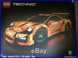 LEGO Technic Porsche 911 GT3 RS (42056) NISB New In Sealed Box withshipping box