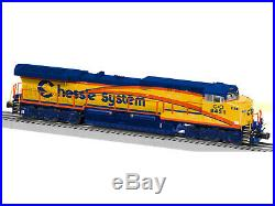 LIONEL 6-38405 Chessie System CSX-Heritage LEGACY Scale AC6000 NEW SEALED RARE