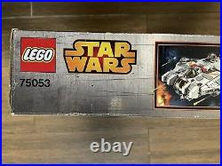 Lego 75053 The Ghost production code 23SR June 2014 Star Wars RARE NEW SEALED