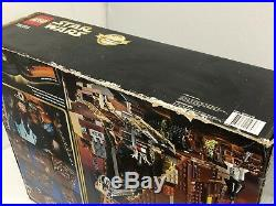 Lego 75059 Sandcrawler UCS New sealed box 14 rare figures Retired HTF