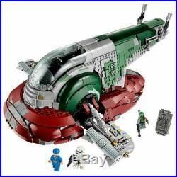 Lego 75060 Star Wars Boba Fett Slave I Sealed Ultimate Collectors Series Rare