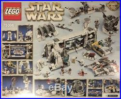 Lego 75098 Star Wars Assault On Hoth New Sealed Retired Rare