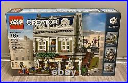 Lego Creator 10243 Parisian Restaurant New Sealed