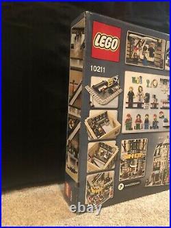 Lego Creator Grand Emporium (10211) NEW FACTORY SEALED Retired & Rare Set