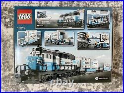 Lego Creator Maersk Train (10219) 2011 Rare. New In Sealed Box. DISCOUNTED