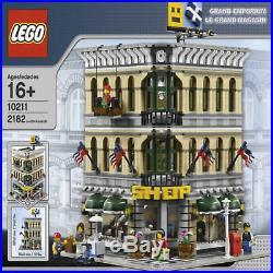 Lego Grand Emporium 10211 Modular Building BRAND NEW & SEALED RETIRED RARE