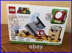 Lego Monty Mole & Super Mushroom Expansion Set (40414) NEW SEALED RARE
