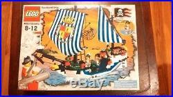 Lego Pirates 6291 Spaniard Ship New Sealed Rare