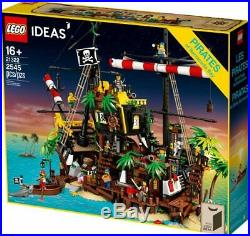Lego Pirates of Barracuda Bay # 21322 (Sealed) (Hard to Find) NEW and RARE Find