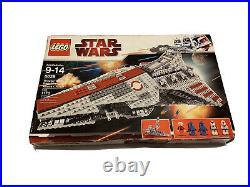 Lego Star Wars 8039 Venator-Class Attack Cruiser Ship RARE NEW Sealed