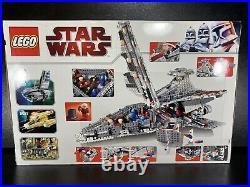 Lego Star Wars 8039 Venator-Class Attack Cruiser Ship RARE Near Mint NEW Sealed