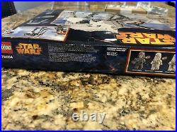 Lego Star Wars AT-AT 75054 Sealed Box Damaged. Retired. Rare Empire Strikes Back