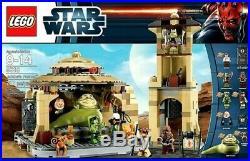 Lego Star Wars Jabba's Palace #9516 Factory Sealed BRAND NEW & RARE 2012 Set