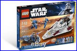 Lego Star Wars Mace Windu's Jedi Starfighter (#7868) Brand New In Sealed Box