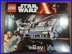Lego Star Wars Rebel Combat Frigate 75158 Rare Ahsoka Tano Figure Sealed