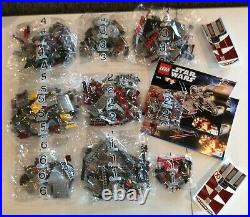 Lego Star Wars Republic Frigate (7964) New with Box, All Bags sealed Rare
