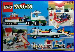 Lego System Indy Transport Race #6335 NIB Sealed VINTAGE RARE COLLECTABLE