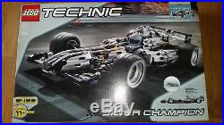 Lego Technic 8458 Silver Champion F1, New, Sealed, Unopened RARE and HARD find