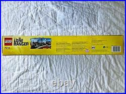 Lego The Lone Ranger 79111 Constitution Train Chase New, Sealed, MISB, Rare