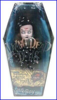 Living Dead Dolls Bedtime Sadie Sloth Series 7 Sealed Coffin Box! Rare! Mint