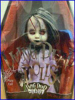 Living Dead Dolls Resurrection 1 Posey 2007 con exclusive NIB SEALED #93521 RARE
