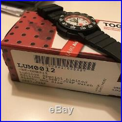 Luminox Navy SEALs 3000 Japan Tsunami Relief Edition (A. 3007. JTAF) RARE