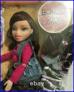 MGA BRATZ Back To School Bratz Class PHOEBE FASHION DOLL NEW SEALED RARE