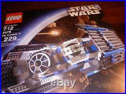 MINT! LEGO STAR WARS 4479 TIE Bomber NewUnopenedFactory Sealed Rare 2003