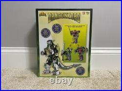 MMPR Mighty Morphin Power Rangers Legacy Dragonzord DRAGON ZORD MINT SEALED RARE