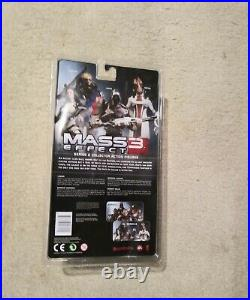 Mass Effect 3 Big Fish Collector Action Figure Mordin Series 2 New Rare Factseal