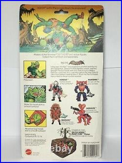 Masters of the Universe Evil Horde LEECH Figure 1984 New Old Stock Sealed MOTU