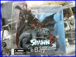 Mcfarlane Toys Classic Covers Series 24 Exclusive i. 98 Sealed Rare SPAWN