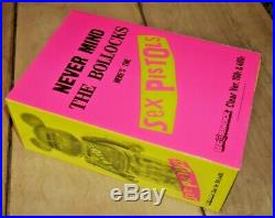Medicom Be@rbrick Sex Pistols Clear 100% & 400% Rare Bearbrick New & Sealed