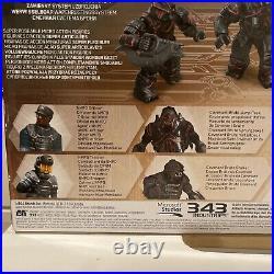 Mega Bloks Halo NMPD Warthog Set CNH06 Rare Exclusive Sealed Box Mega Construx
