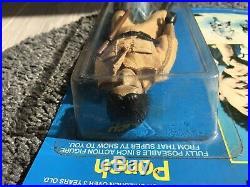 Mego 1977 CHiPS Set Of 3 MOC Rare Carded Action Figures Sealed Jon, Ponch, Sarge