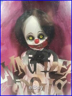 Mezco Living Dead Dolls Series 12 Cuddles Doll 93052 Factory Sealed Nib Rare