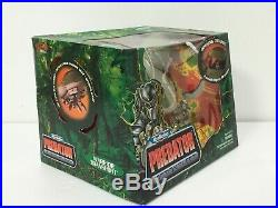 Micro Mchines Predator Action Fleet Warrior Transport Supre Rare Sealed Galoob