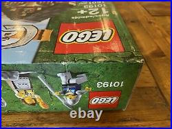 NEW FACTORY SEALED LEGO Castle Medieval Market Village (10193) RARE RETIRED