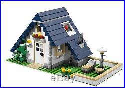 NEW IN BOX SEALED Lego Creator Apple Tree House (5891) Retired Rare 539 pieces