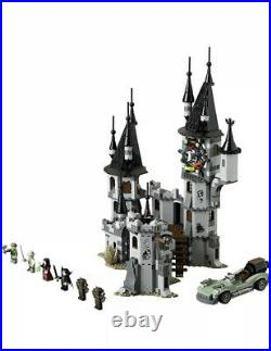 NEW! LEGO 9468 Monster Fighters Vampyre Castle Sealed Box Halloween Rare