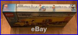 NEW Lego 3221 Truck City Classic Yellow Semi Sealed RARE Perfect For Collector